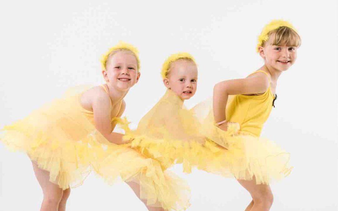 Baby Ballet & Tap Dance