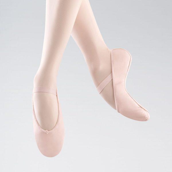 brighton ballet school - bloch arise ballet shoe 209