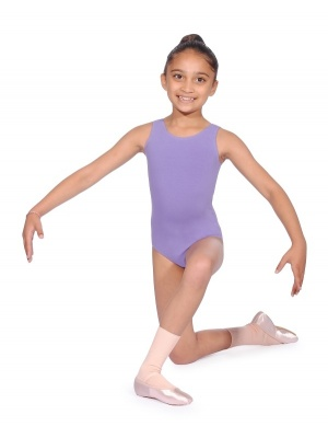 Brighton Ballet School BBO uniform Grade 1 - 3 Lavender