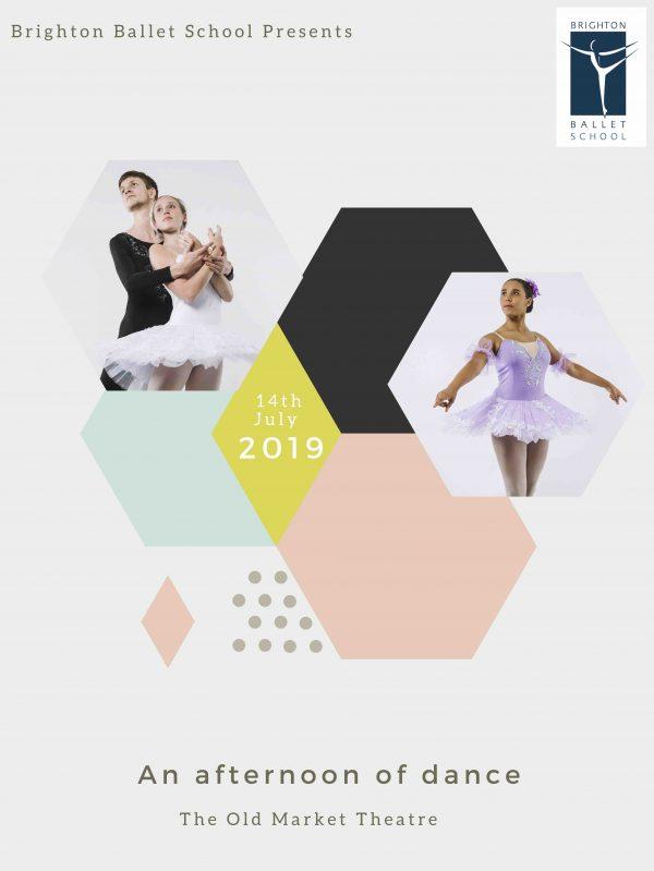 Brighton Ballet School - An afternoon of dance DVD