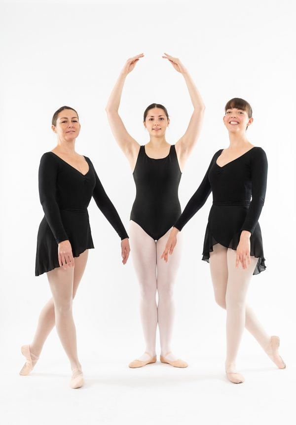 Brighton Ballet School adult dancers