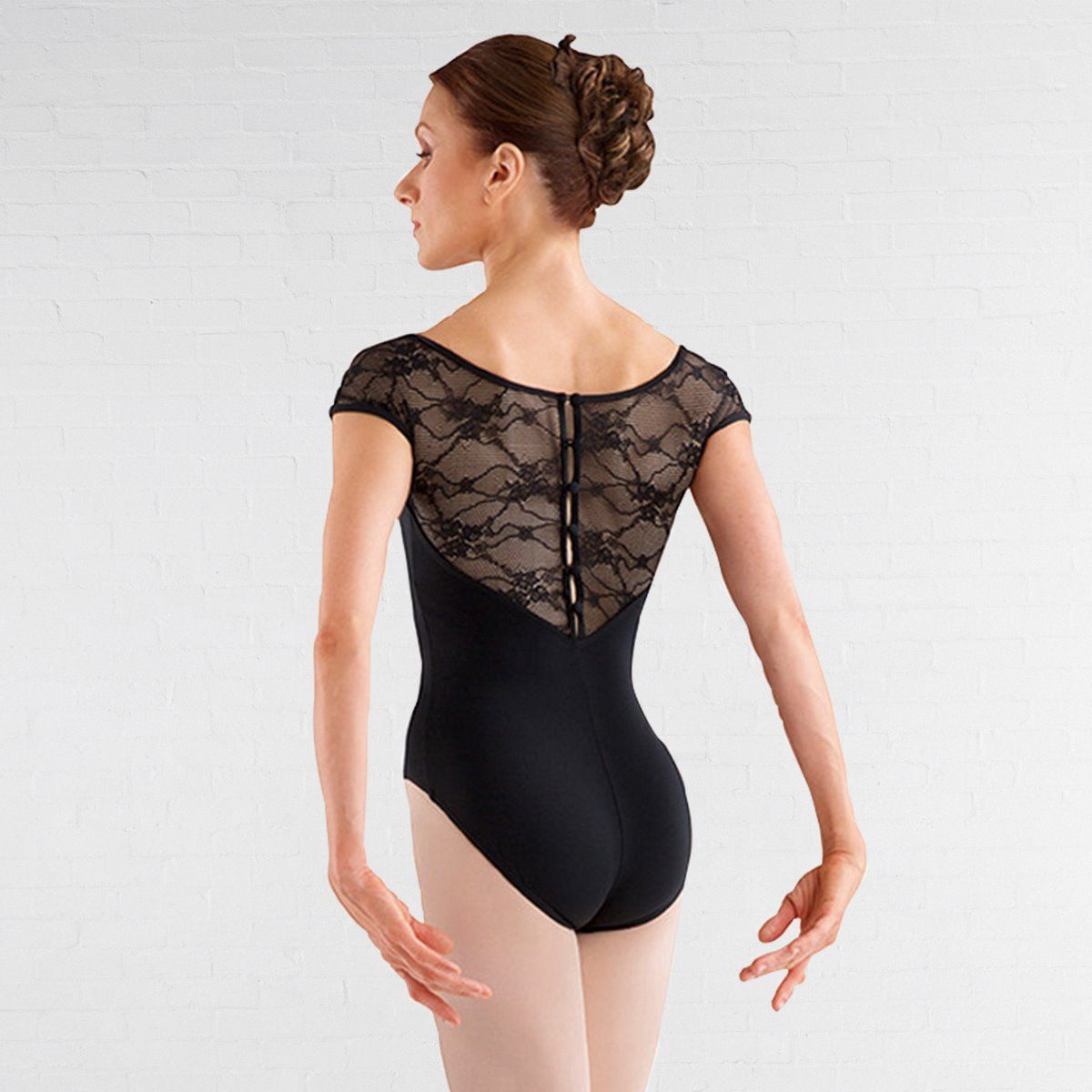 brighton ballet school chiwa bloch leotard