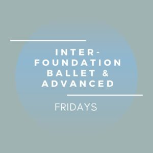brighton ballet school intermediate to advanced ballet