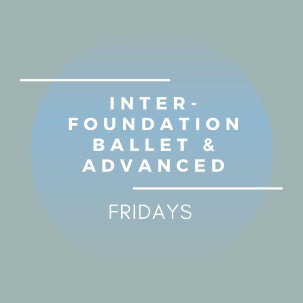 brighton ballet school intermediate to advanced ballet