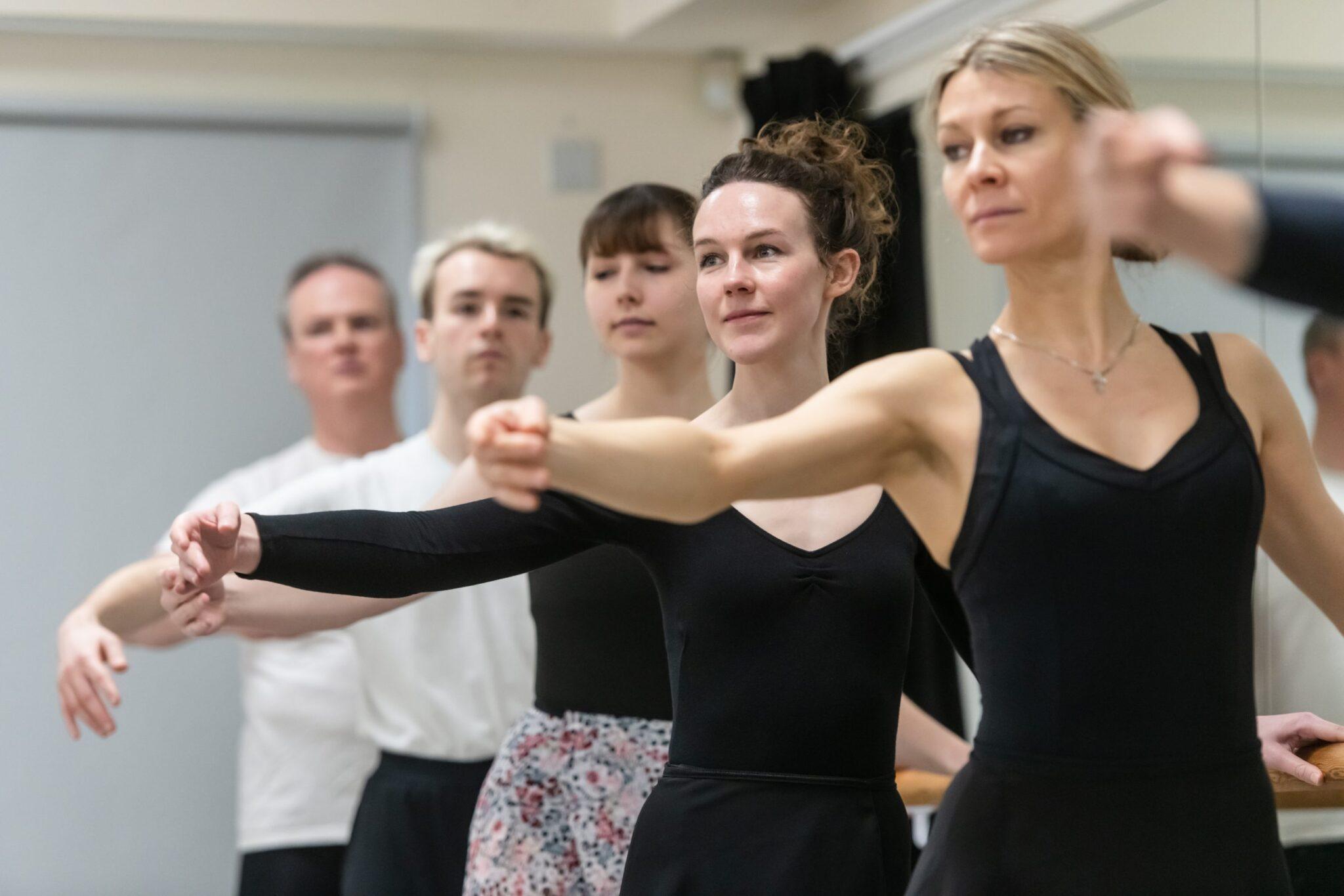 online dance studio - classes for adults