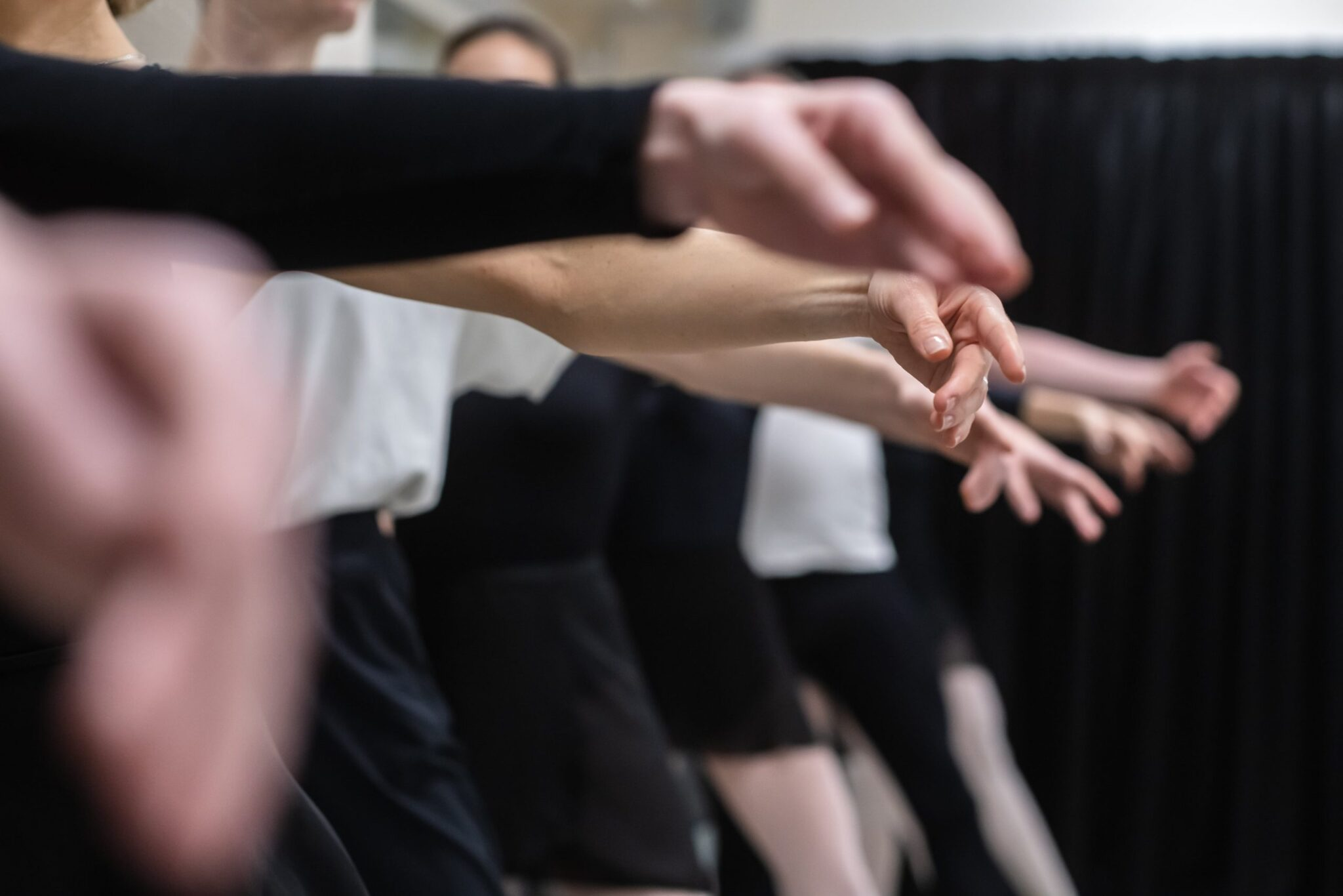 online dance studio - drop in classes