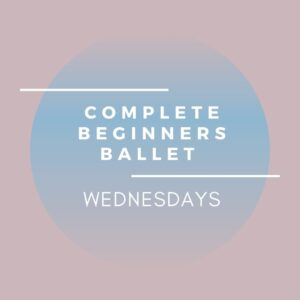brighton ballet school beginners level ballet