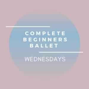 brighton ballet school beginners level ballet