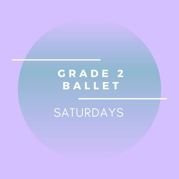 brighton ballet school grade 2 ballet