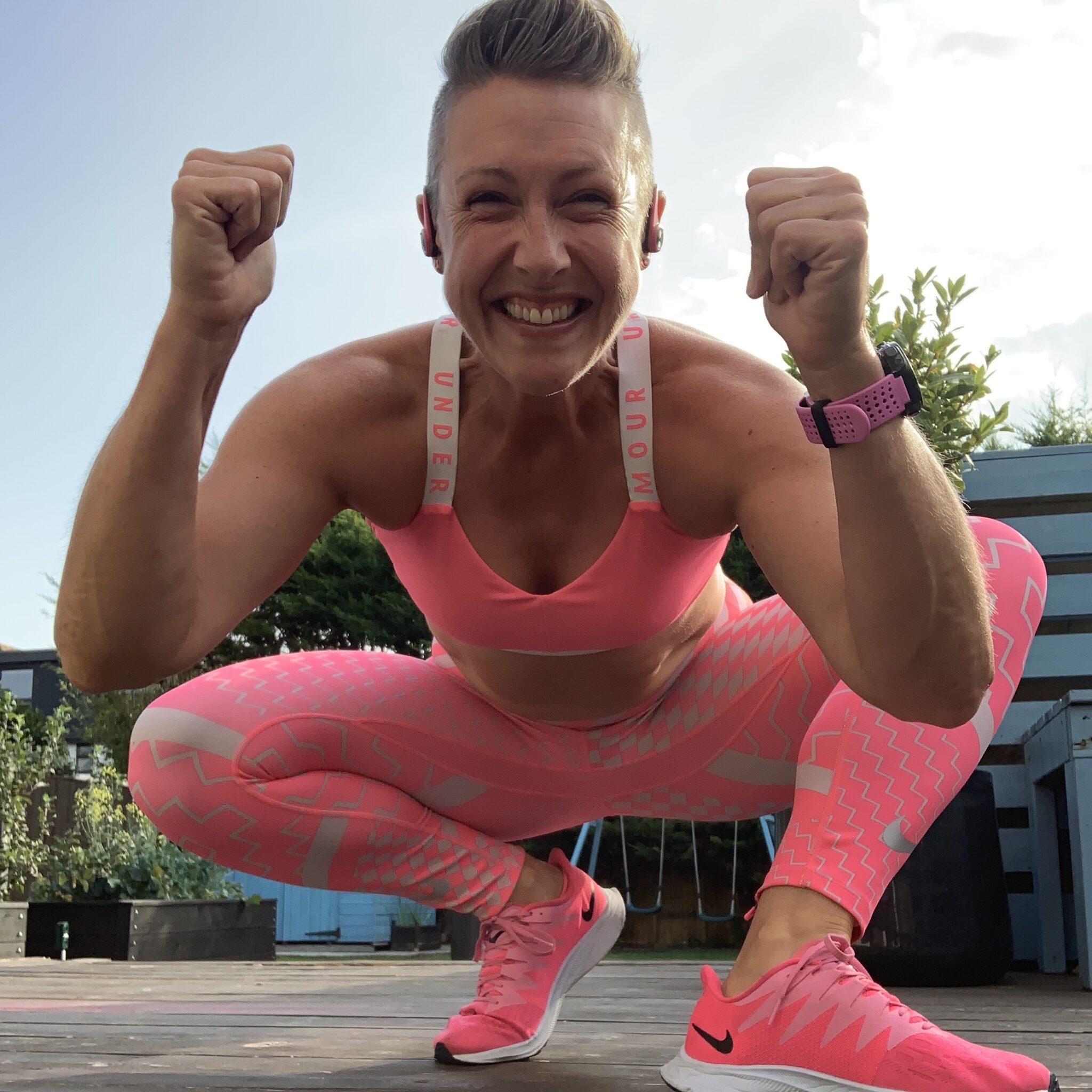 brighton ballet school - new acro teacher Leonie