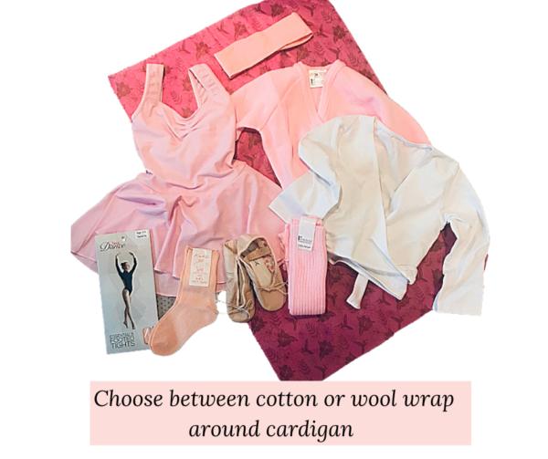 brighton ballet school primary uniform bundle