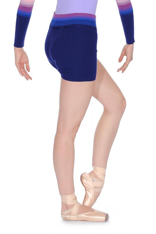 Brighton Ballet School Grishko warm up shorts
