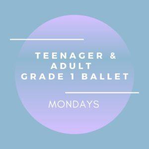 brighton ballet school grade 1 adult ballet