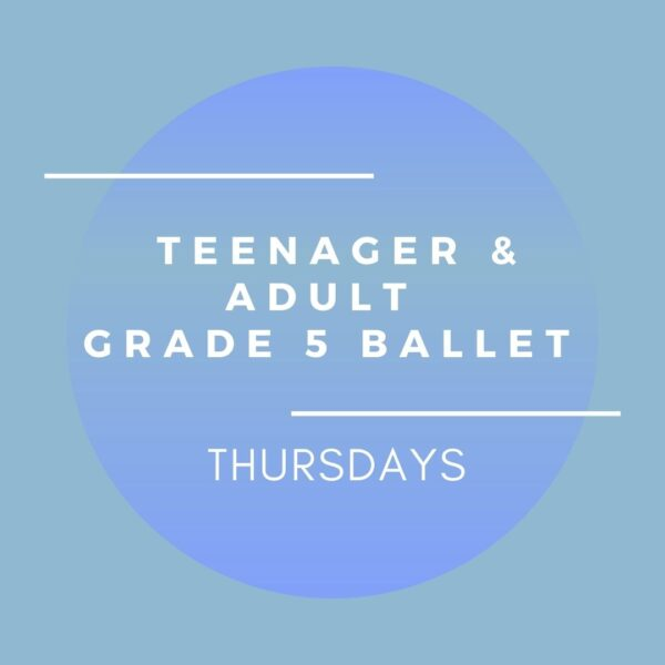 brighton ballet school - grade 5 ballet