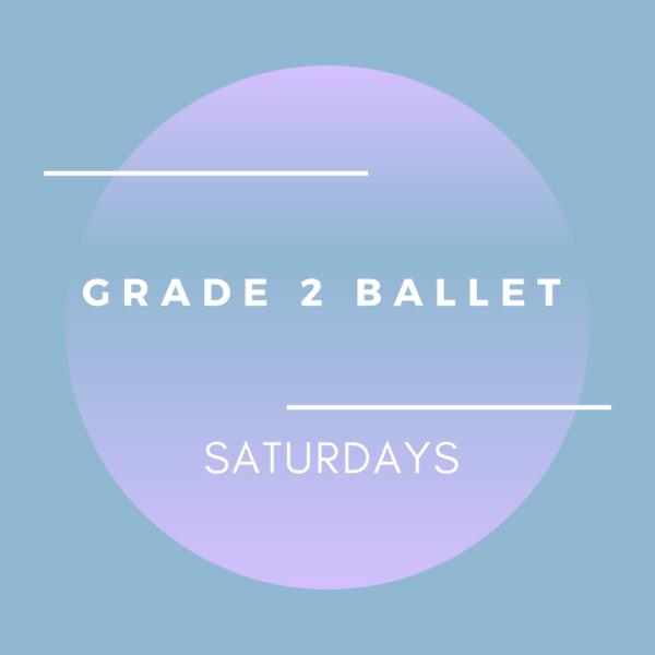 Brighton Ballet School - Grade 2 Ballet
